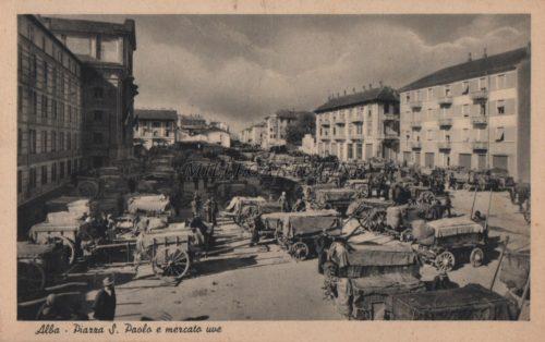 Cartolina Postale ALBA