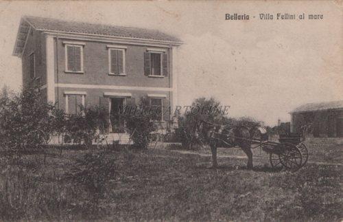 Cartolina Postale BELLARIA