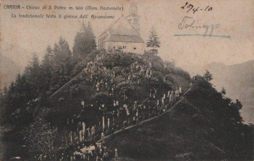 Cartolina Postale CARNIA