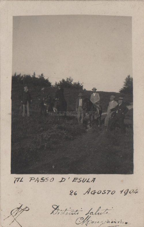Cartolina Postale FONTANIGORDA