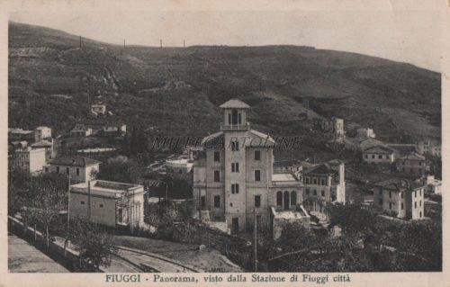 Cartolina Postale FIUGGI Stazione
