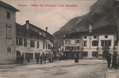 Cartolina Postale FONZASO