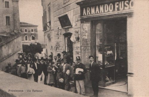 Cartolina Postale FROSINONE Rattazzi