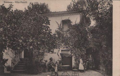 Cartolina Postale FROSINONE Piccirilli
