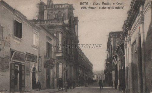 Cartolina Postale NOTO