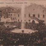Cartolina postale PORTOGRUARO Inaugurazione