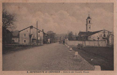 Cartolina Postale S. DEFENDENTE DI CERVASCA