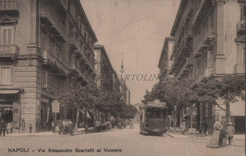 Cartolina Postale NAPOLI