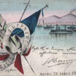 Cartolina Postale NAPOLI Porto