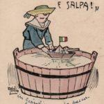 Cartolina Postale WWI Mussino Prora