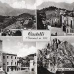 Cartolina Postale CASTELLI Vedute