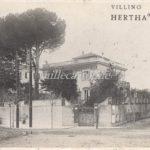 Cartolina Postale ROMA Hertha
