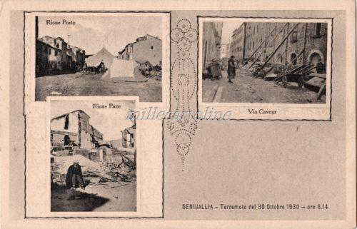 Cartolina Postale SENIGALLIA