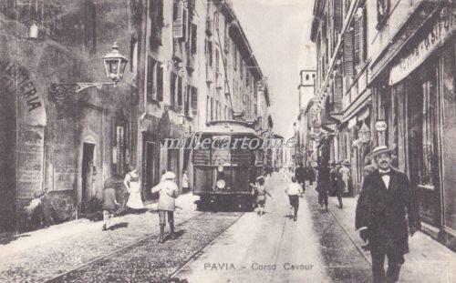 Cartolina Postale PAVIA