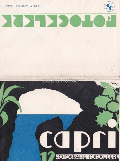 Cartoline Postali CAPRI