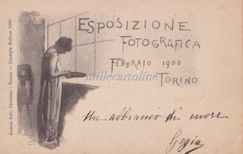 Cartolina Postale TORINO