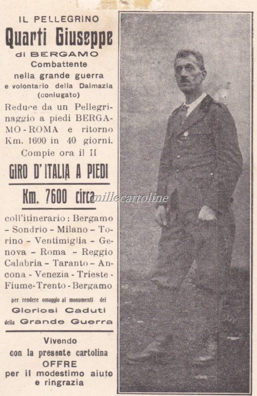 Cartolina Postale BERGAMO