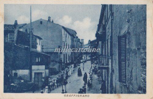 Cartolina Postale GRAFFIGNANO