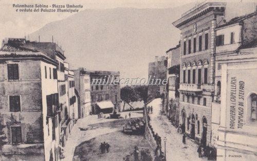Cartolina Postale PALOMBARA SABINA