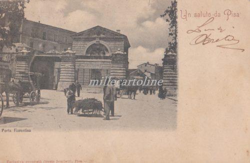 Cartolina Postale PISA