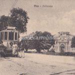 Cartolina Postale PISA Tram