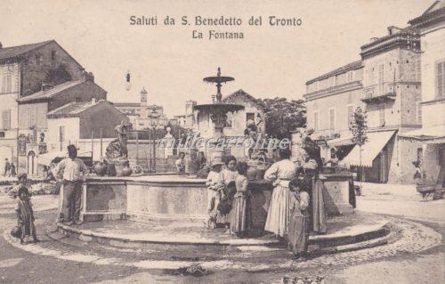 Cartolina Postale S. BENEDETTO DEL TRONTO
