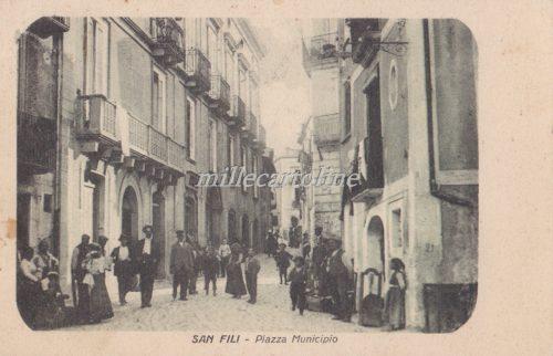Cartolina Postale SAN FILI