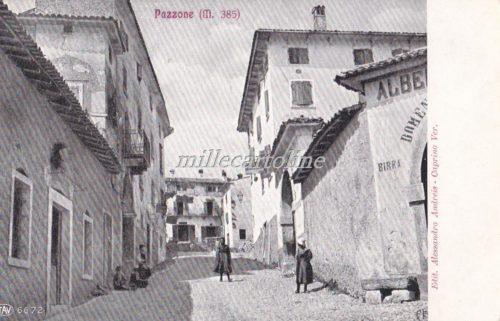Cartolina Postale PAZZONE