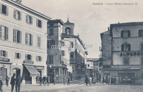 Cartolina Postale SONDRIO