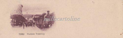 Cartolina Postale TIVOLI