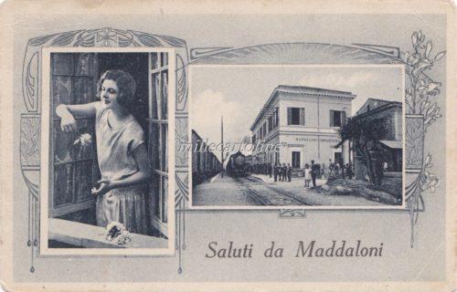 Cartolina Postale MADDALONI